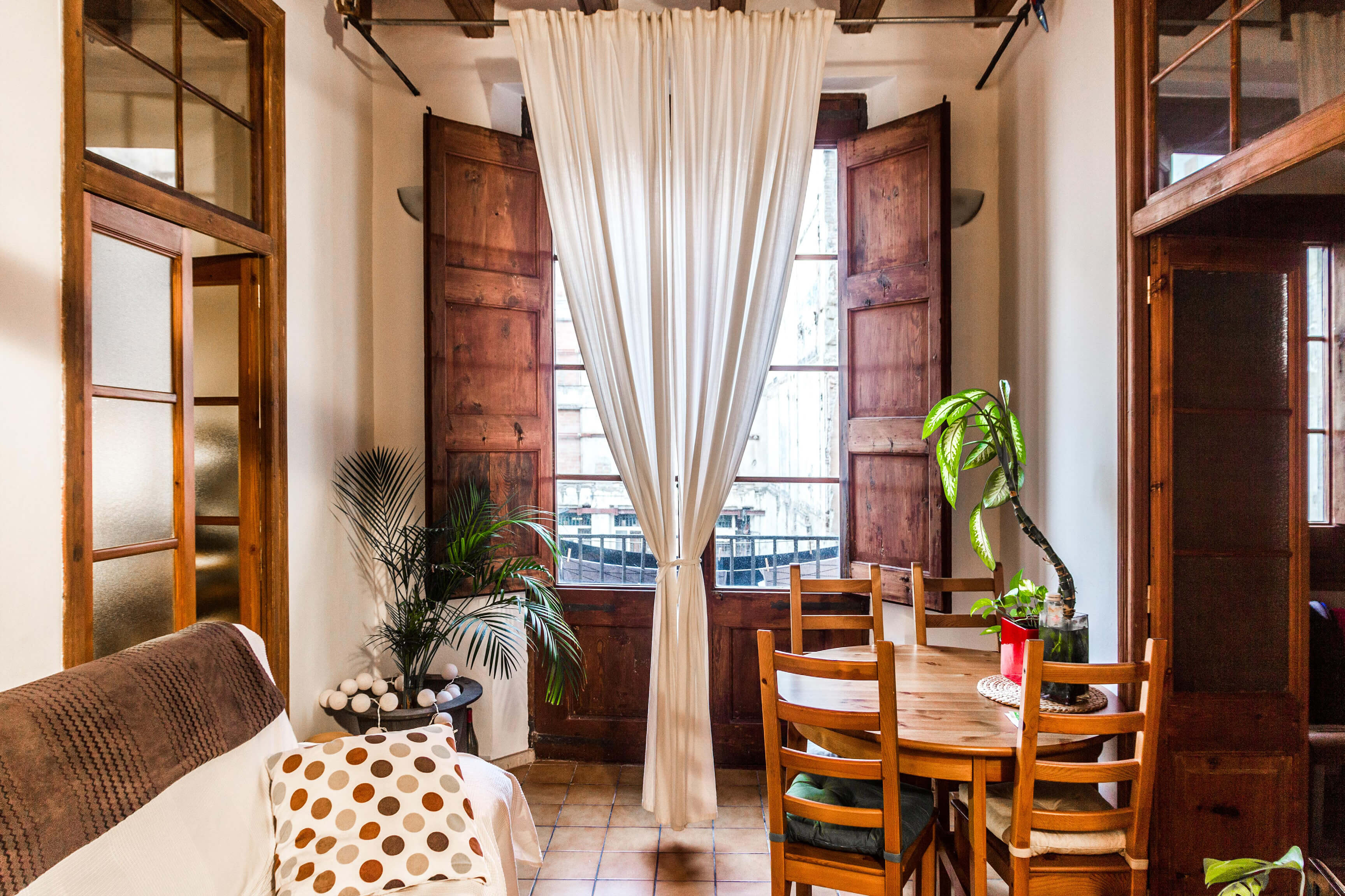 Charming apartment for sale at the emblematic Born district