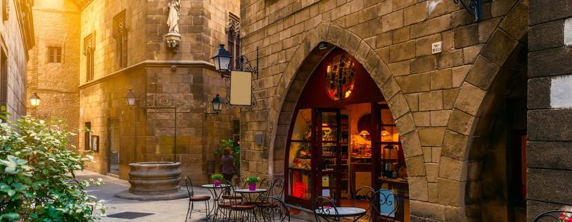 Comprar un piso en el barrio gótico de Barcelona